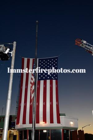 LEVITTOWN FD 9-11-15 CEREMONY