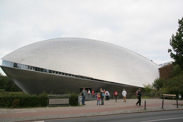 Universum Science museum in Bremen