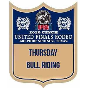 UPRA Finals Thursday Bull Riding
