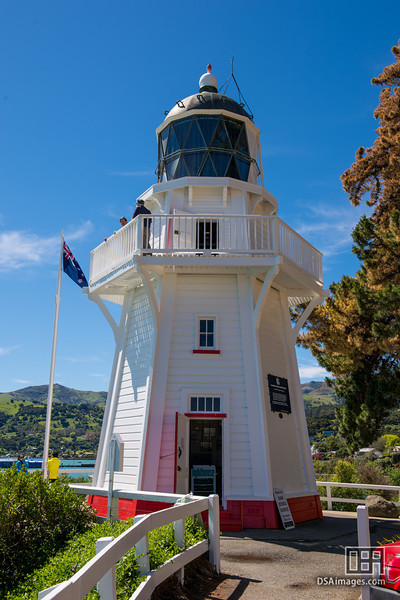 Akaroa Head Lighthouse