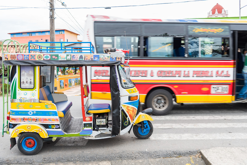 A tuktuk is the best way to get around