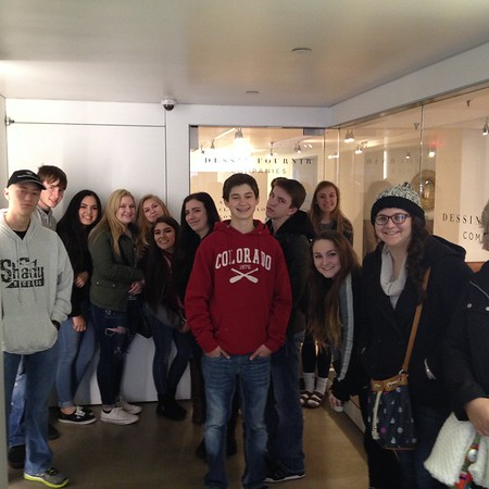 Art Club NYC Trip 2015