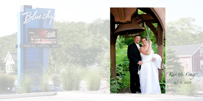Kari & Craig Wedding Album