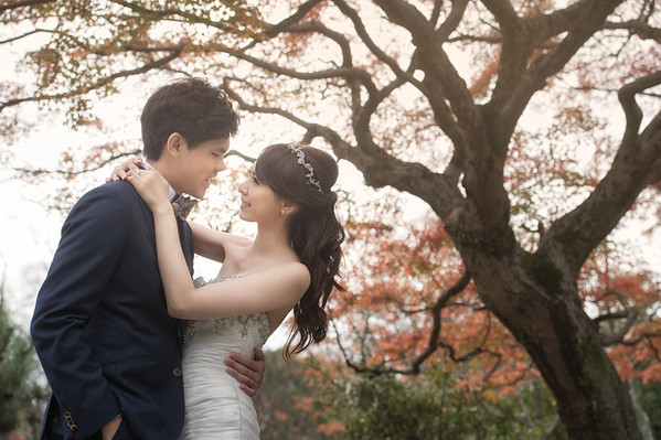 Pre-Wedding-京都