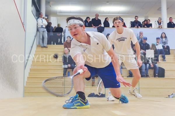 M&W Squash NESCAC 1st Round 2-2-18