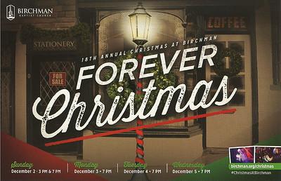 2018 Forever Christmas