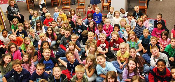 School Talk Unionville ES, NC