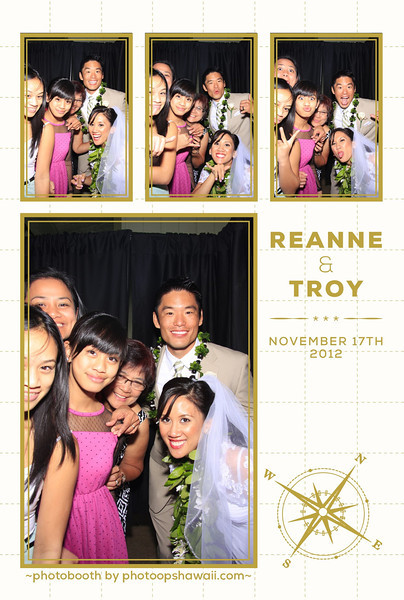 Reanne + Troy (Luxe Booth)