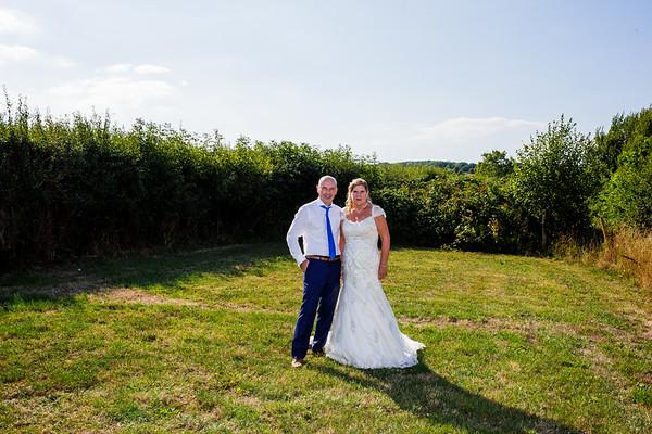 Wedding of Andy & Rachael