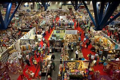 2010 11-06 Houston Quilt Festival