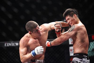 Kim Hoon vs Luis Ramos