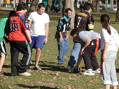 GOYA Turkey Bowl - November 26, 2006