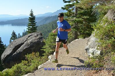 Emerald Bay Trail Run 2013