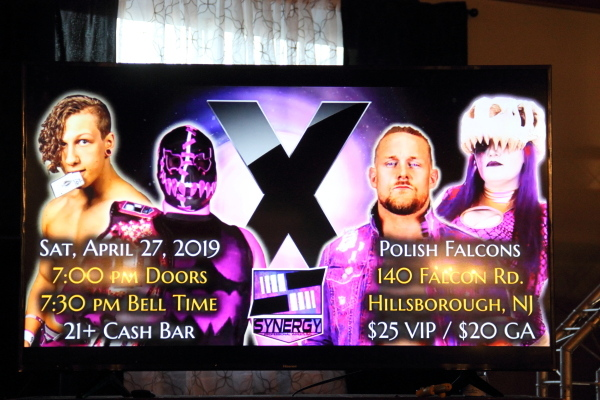 2019-04-27: Synergy X @ Hillsborough, NJ