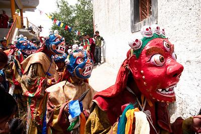 Chaam Festival - Ki Gompa