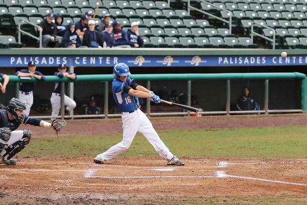 PR Varsity Baseball - Boulders Stadium 4-22-17