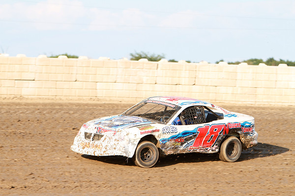South Buxton Raceway, Merlin, ON, July 28, 2012