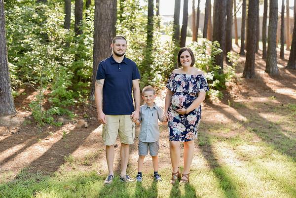 Barnett Family {Maternity}