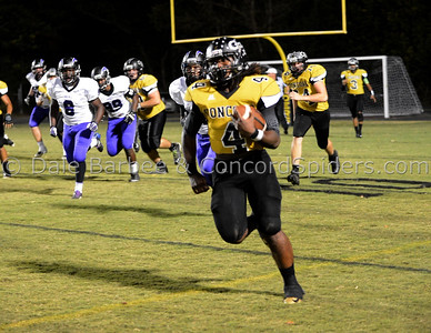 Cox Mill Game (Homecoming)