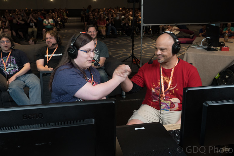 Summer Games Done Quick 2018