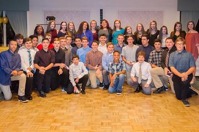 11-20-16 8th Grade Banquet