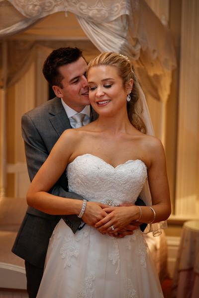 Lenore and Brendan - Wedding
