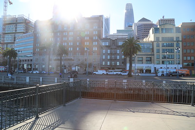 Embarcadero Ferry Area