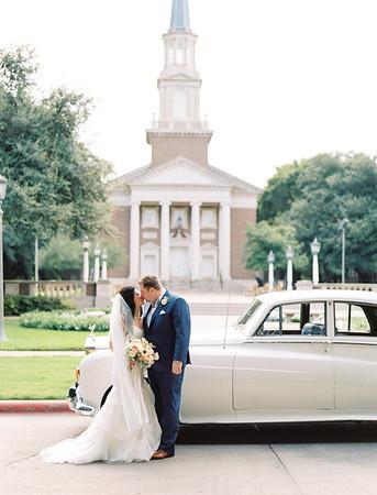 Lisa and Michael Wedding