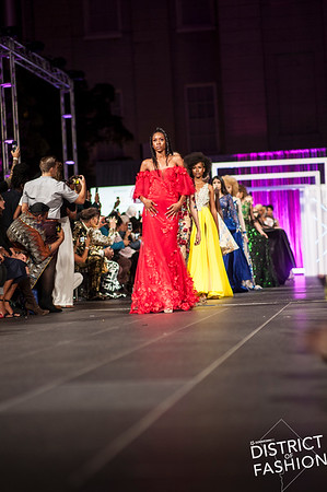 District of Fashion Runway - T. Ashleigh Photography