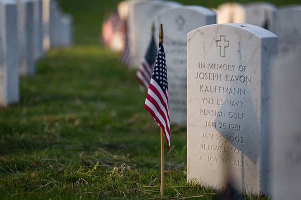 Memorial Day - Jefferson Barracks National Cemetery