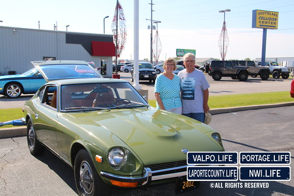Southlake Auto Mall Car Show and Cruise Night 2017