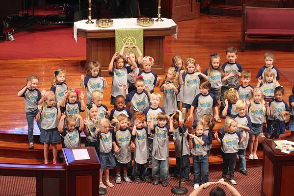 IPraise, Jr. Singing Call to Worship
