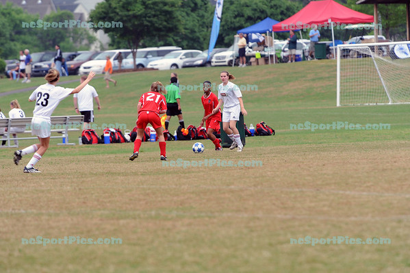 SPW Kepner Cup Game 4 vs GUFC Courage White 050309