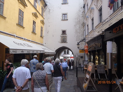 2018 Danube Cruise - Vienna
