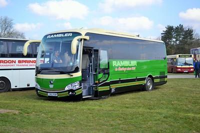 Detling - South East Bus Festival 2016
