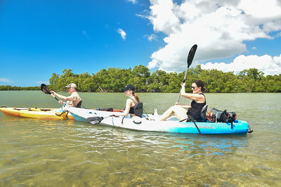 1230PM Heart of Rookery Bay Kayak Tour - Gonter