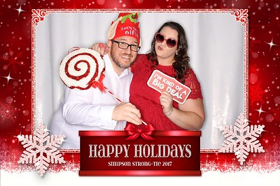 Simpson Strong-Tie Holiday Party 2017