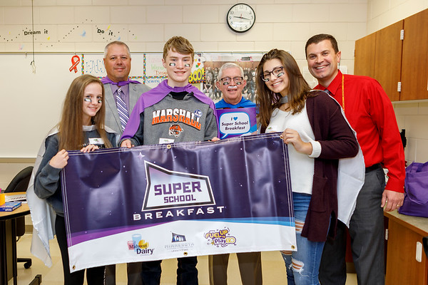 38B - Marshall - Super School Breakfast