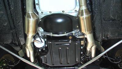 V12 Exhaust System by Hayward & Scott
