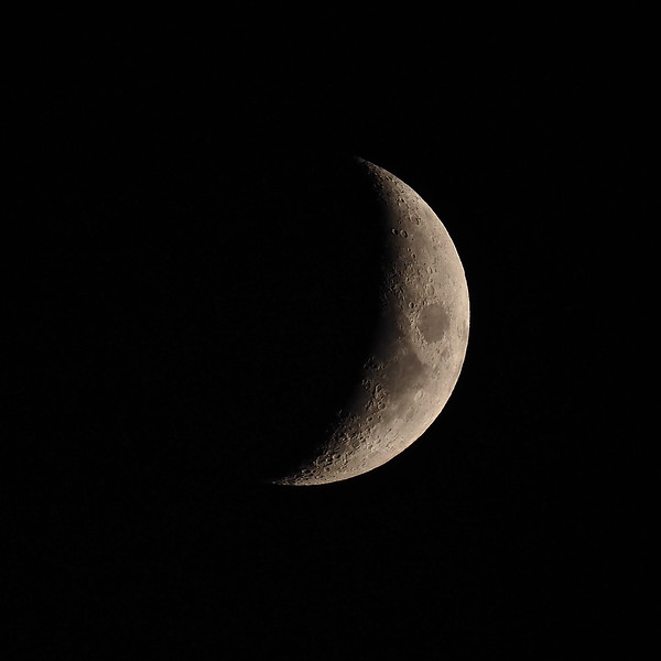 Waxing crescent 27%