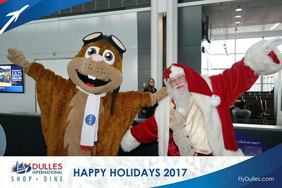 Dulles Shopping & Dining: Happy Holidays 2017 - Day 3