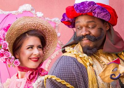 Opera Southwest - Il Turco in Italia - Publicity Stills