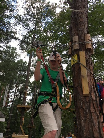 2018 EYC Ropes Course