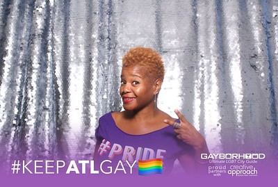 Atlanta Pride 2016 @ Piedmont Park