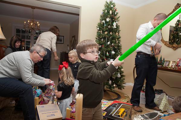 The Kids, Christmas Eve