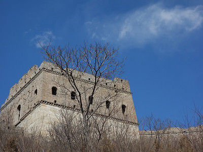 west part Jiankou Great wall hiking【Mach】