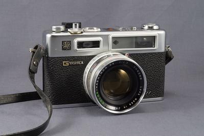 Yashica Electro 35 GSN, 1973