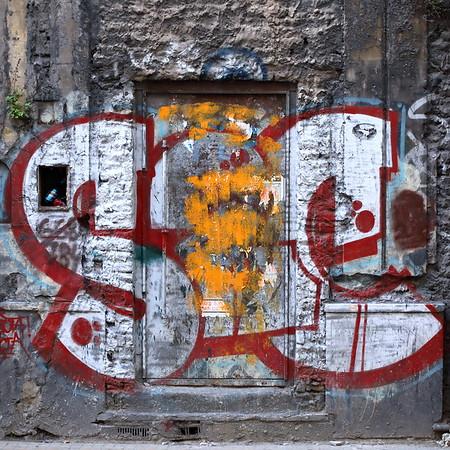 Graffities - Südamerika