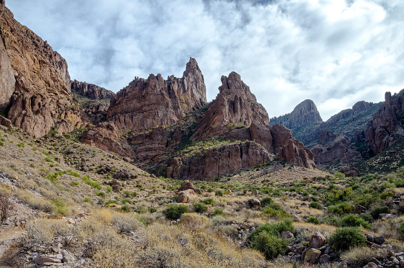 The Road to Flat Iron