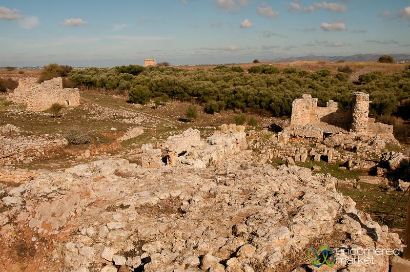Aptera Ruins - Chania, Crete